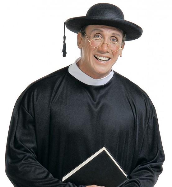 Priester Melonen-Hut