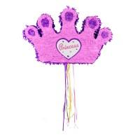 Pinata Princess Crown pink
