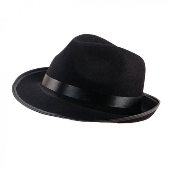 Blues Brüder Hut aus Filz
