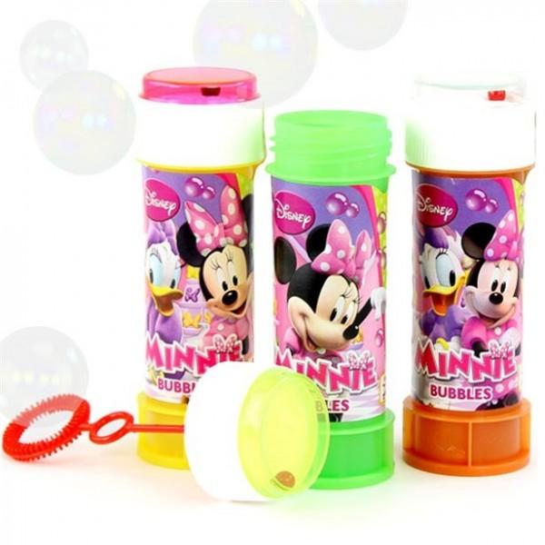 Bulles de savon Minnie Mouse 60ml