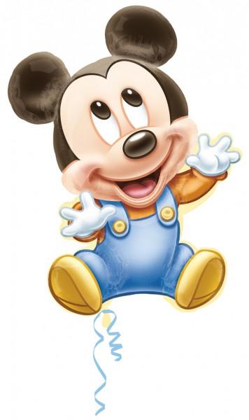 Baby Mickey Mouse Folieballon