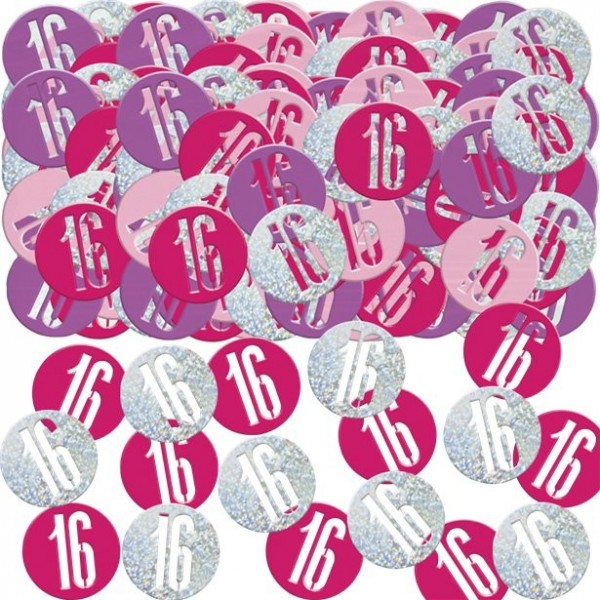 Pink Dots 16th Birthday Streudeko 14g