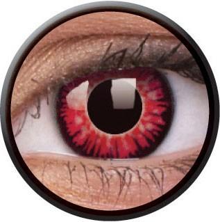 Rote Vampir Kontaktlinse