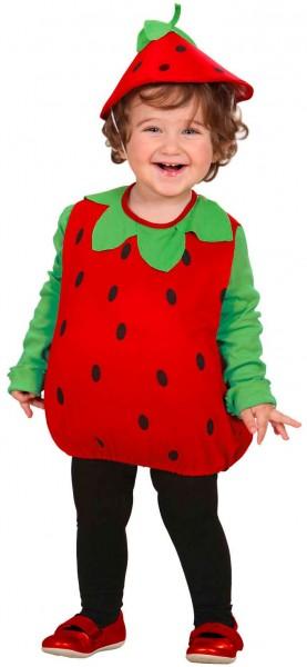 Ella Erdbeere Kostüm Für Kleinkinder