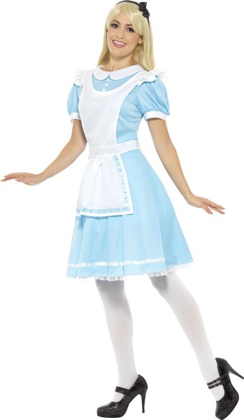 Alice Im Wunderreich Kostüm Für Damen