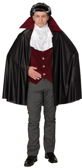 Vampire Count Rupert men's costume