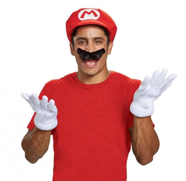 Super Mario Verkleidungsset für Erwachsene