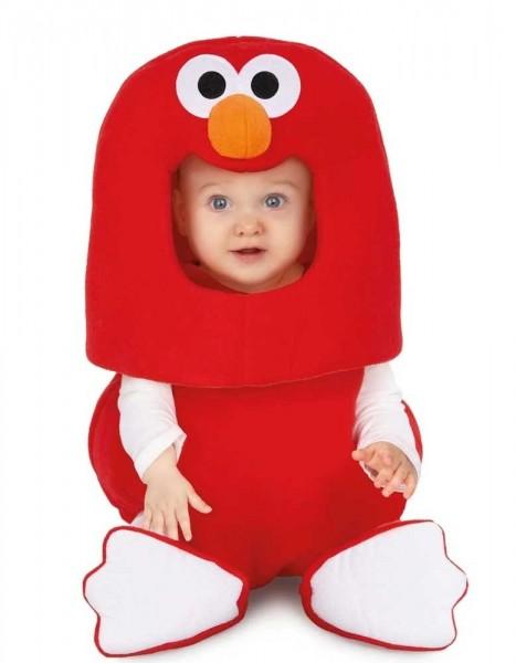 Niedlicher Elmo Strampler