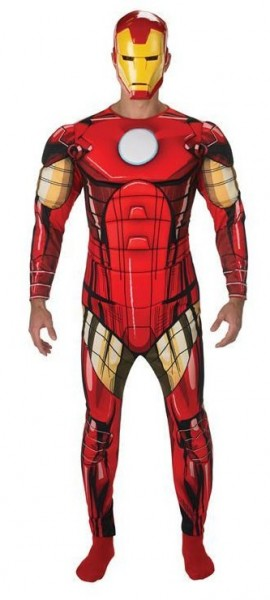Iron Man Premium The Avengers Kostüm