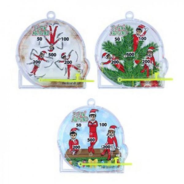 1 puzzle elfes de Noël