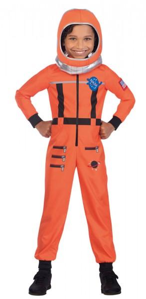 Astronaut Weltraumfahrer Kostüm für Kinder