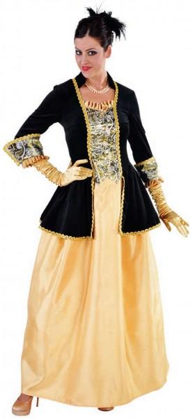 Madame Allison Barock Kostüm Für Damen