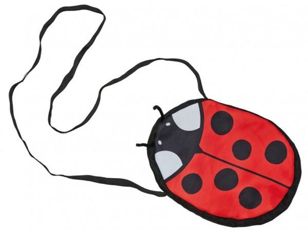Rote Marienkäfer Tasche