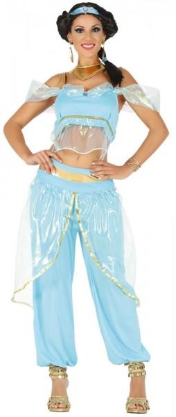 Leyla Prinzessin der Wüste Damenkostüm