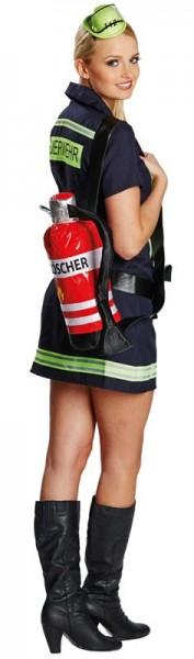 Handtas voor brandblusser