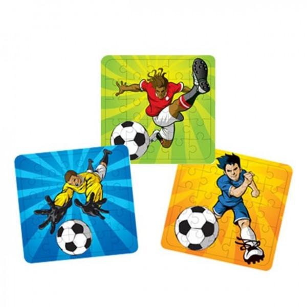 1 Kickers Bande Puzzle 13 x 12cm