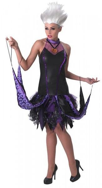 Ursula horror of the seas ladies costume