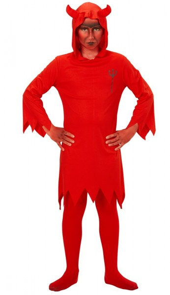 Evil Devil djævel kostume til børn