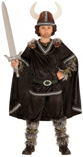 Déguisement Brave William Viking pour enfant