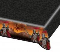 Ritter Der Tafelrunde Kindergeburtstag Tischdecke 120x180cm