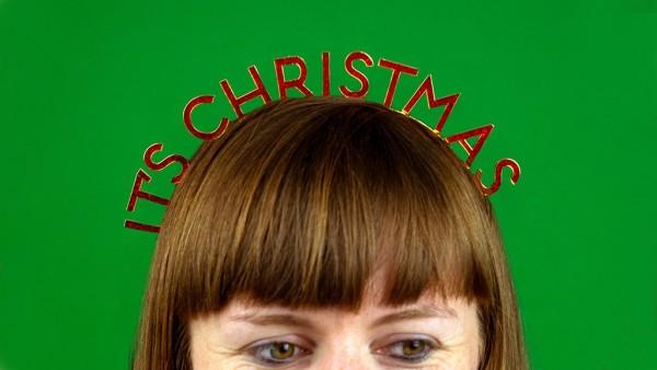 Its Christmas Haarreif