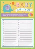 Baby Alphabet Games Partyspiel