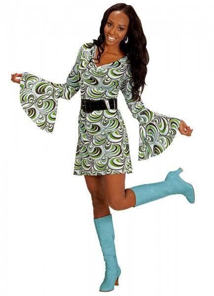 Hippie kjole Gabriella