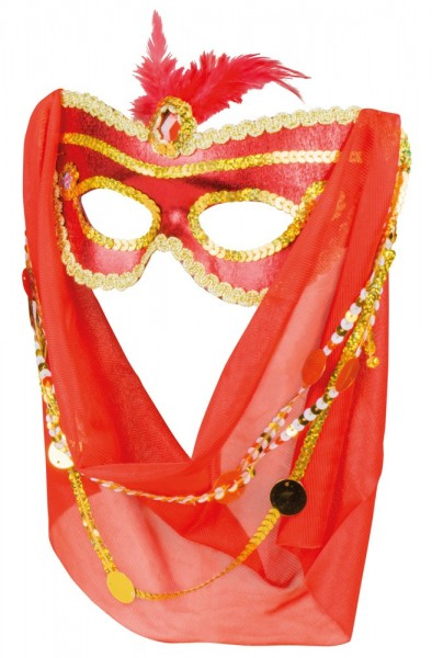 Geheimnisvolle Maske 1001 Nacht