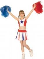 Cheerleader Sina Kinderkostüm