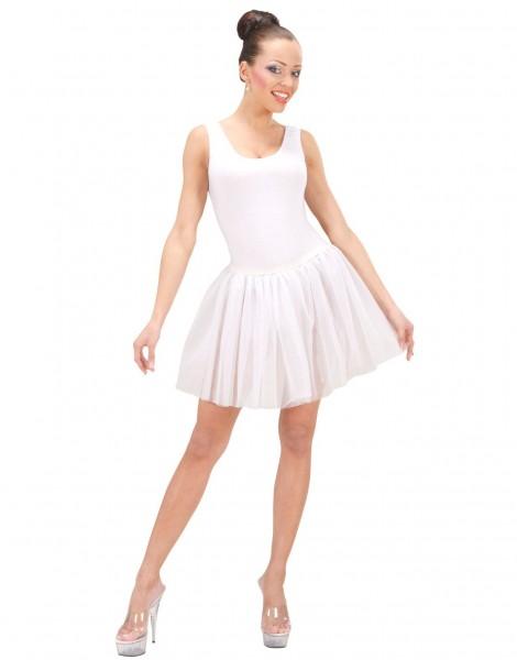 Tutu ballerine blanc Bea