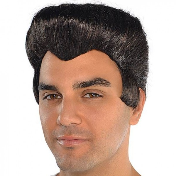 50s wig with great black