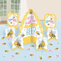 Baby Bienen Tischaufsteller 27-teilig