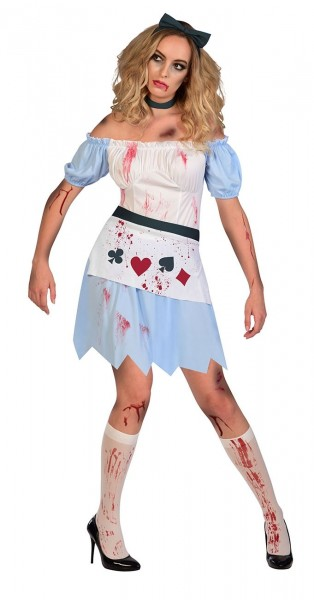 Costume Alice horror