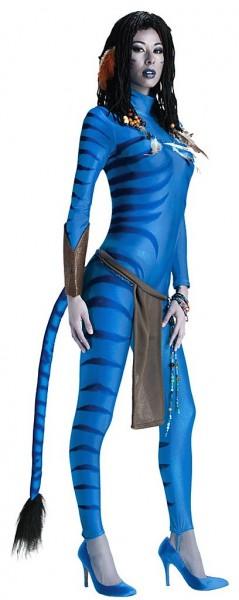 Halloween Kostüm Catsuit Neytiri Avatar