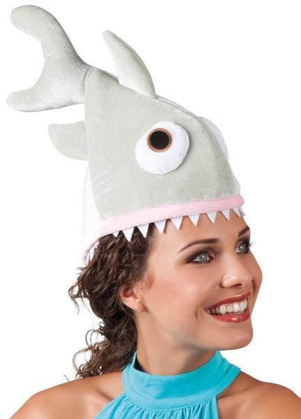 Hai-Angriff Mütze