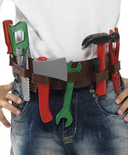 Profi Werkzeug Bauarbeiter Gürtel