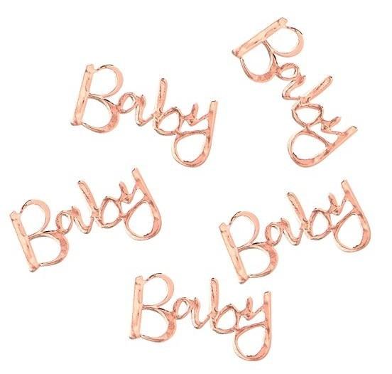 Baby lettering Streudeko 14g