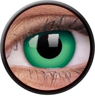 Kontaktlinsen Petra Smaragt Grün 1