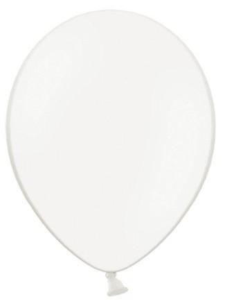 100 globos celebración blanco 23cm