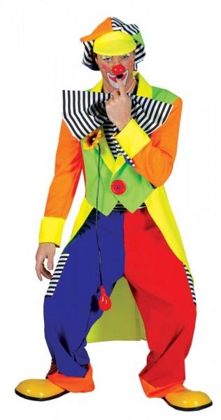 Zirkus Clown Fridolin Kostüm