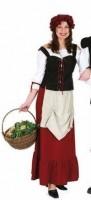 Bäuerin Dorothea Kostüm Für Damen