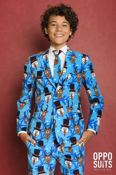 OppoSuits costume Teen Boys Winter Winner