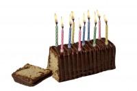 10 Magical Birthday Geburtstagskerzen Inklusive 10 Halterungen