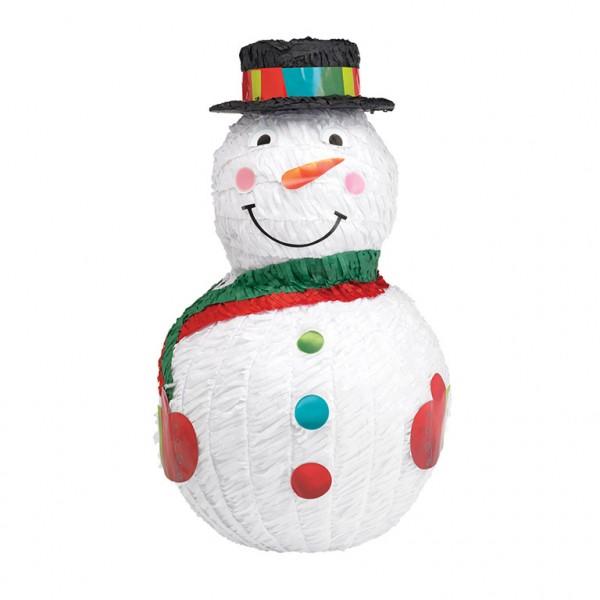 Snowman Snowy Pinata 45 x 32 x 25 cm
