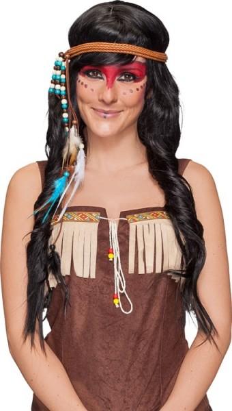Indianisches Schmuckkopfband