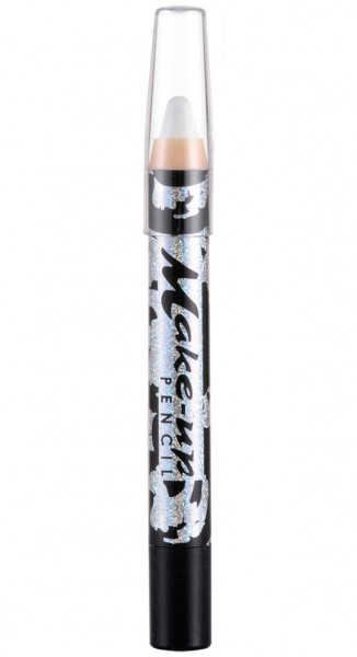 Make-up stick in het wit