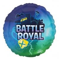 Ballon en aluminium Battle Royal 46cm