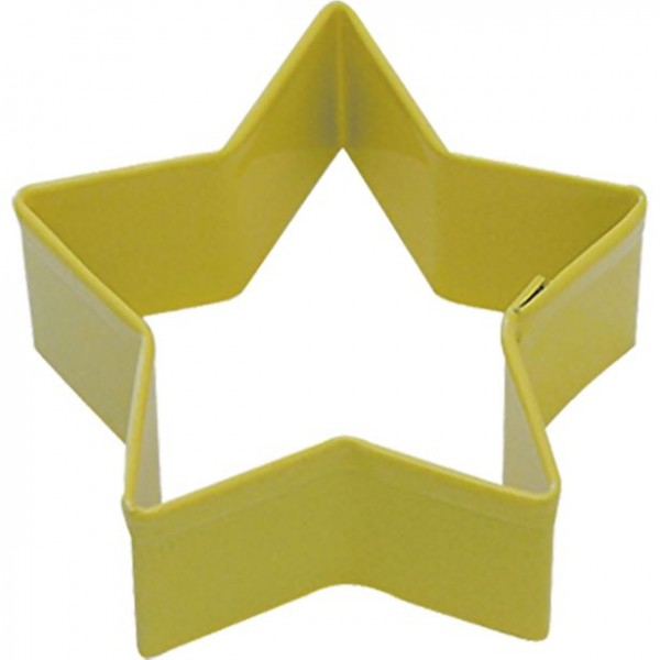 Golden Star Cookie Cutter