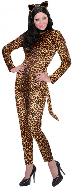 Déguisement Leyla Leopard pour femme