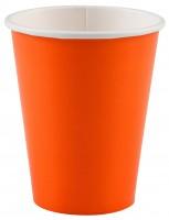 20 Becher Olli Orange 266ml